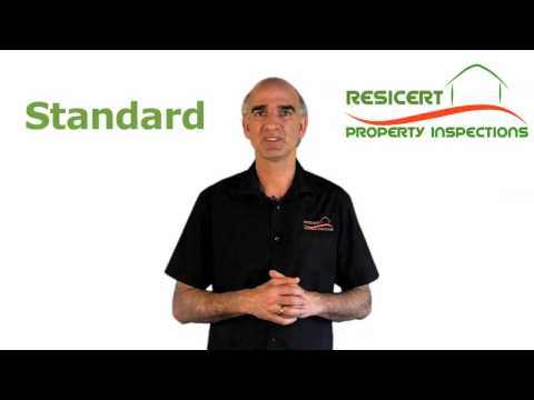 Resicert Property Inspections - Pre-purchase Inspection