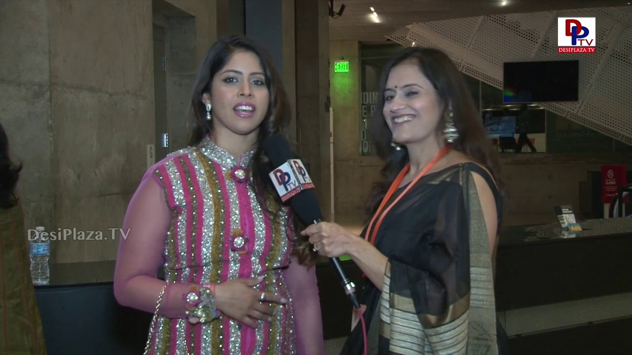 'Rhythm' movie Actress Kosha Jayaswal feels happy to be part of DFW South Asian Film Festival | DPTV