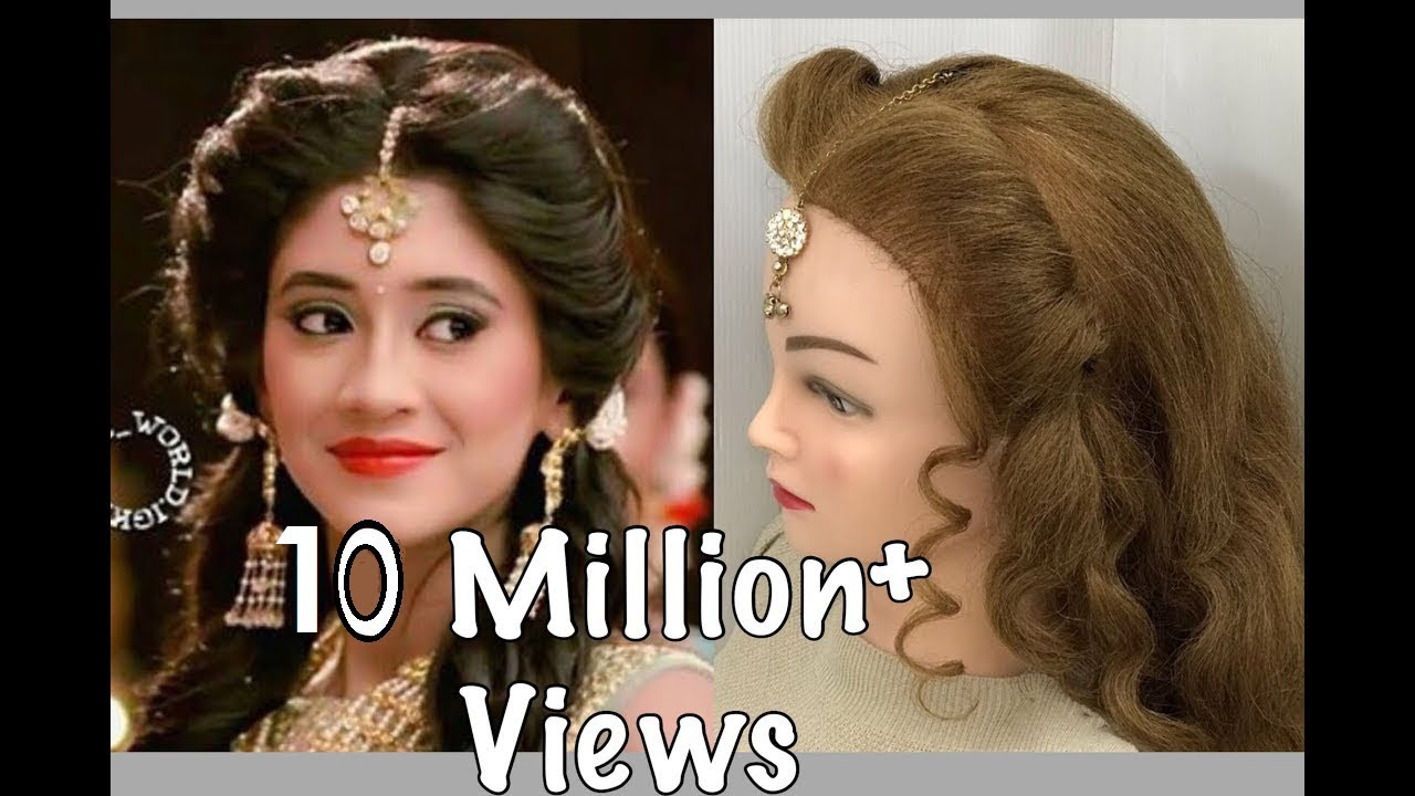 easy & beautiful hairstyles for wedding or function - youtube