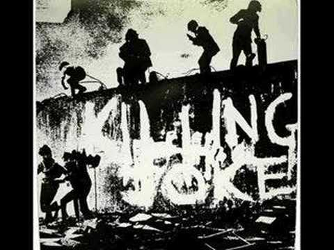 Killing Joke  The Wait