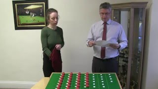 2016 BetVictor Welsh Open Draw - LIVE from World Snooker HQ, Bristol