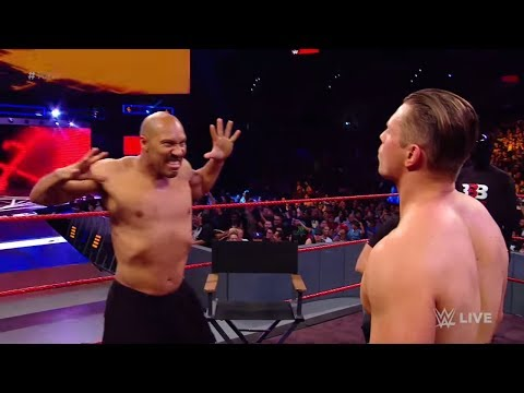 LaVar And Lonzo Ball Take Over WWE Monday Night Raw | ESPN