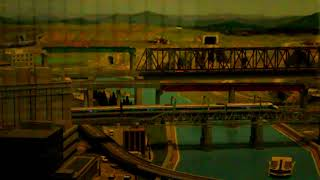 東武博物館 パノラマショー 1/80(HOゲージ)鉄道模型