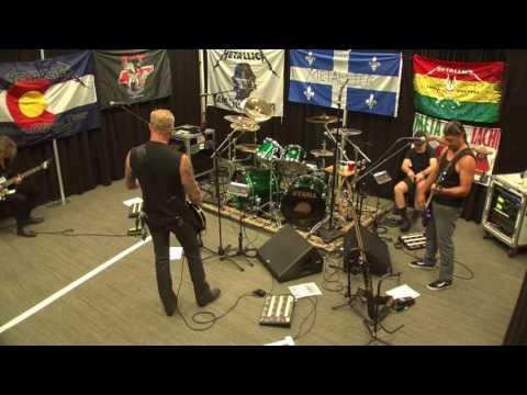Metallica Tuning room Aug 4th, 2017, Phoenix, AZ (Full set)