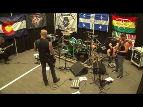 Metallica Tuning room Aug 4th, 2017, Phoenix, AZ (Full set)