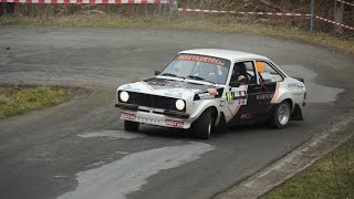 SPA RALLY BIG ATTAQUE ESCORT BDA MAEYAERT PJ