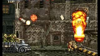 Metal Slug - Super Vehicle-001 - Metal Slug - Mission 5 Perfect Run - User video