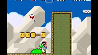 Super Mario World - Super Mario World Preview - User video