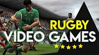 The History of Rugby in Video Games | Evolution