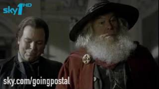 Terry Pratchett's Going Postal (Sky One Trailer) [New Extended]