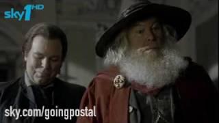Terry Pratchett's Going Postal (Sky One Trailer) [New Extended]