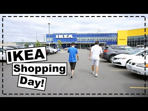 IKEA SHOPPING DAY & HAUL! || Moving Vlogs Ep. 1
