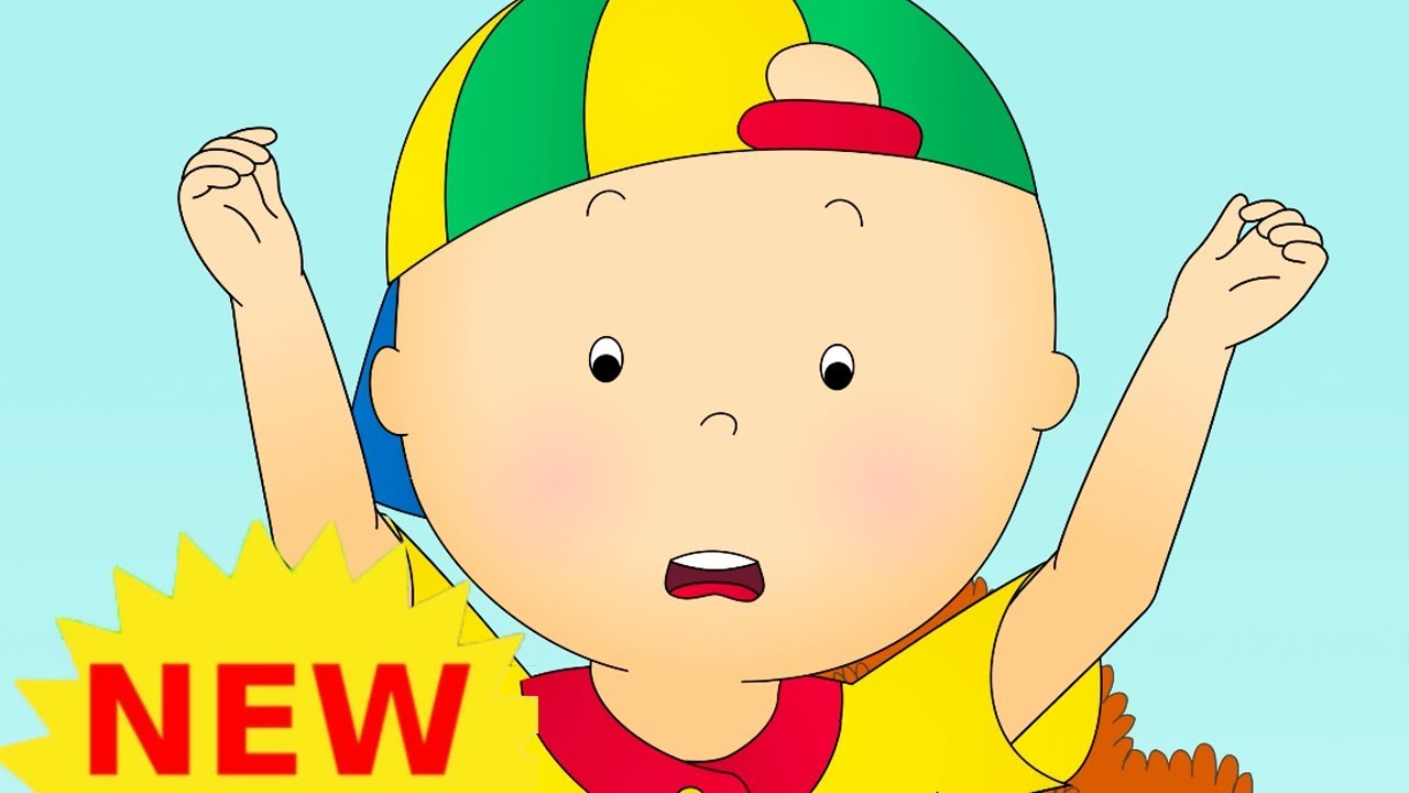caillou thanksgiving special new funny animated cartoons for kids cartoon movie kids cartoons - Kids Cartoon Picture