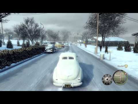 Let´s Play Mafia 2 Part 2 Mission 2 - Mission 3 HD