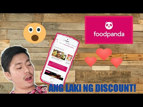 Foodpanda Philippines with 180 pesos discount | Tipid Tips ni Pitz