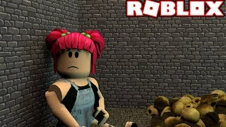 EU PRECISO ESCAPAR DO CALABOUÇO! | Roblox OBBY! | Amy Lee33