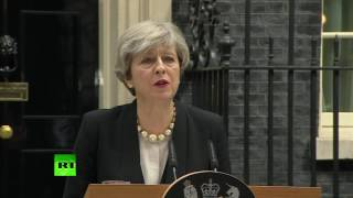 'Arena blast worst to hit north of England' - UK PM May
