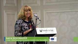 EU-UNEP Africa LEDS project ; AMCEN High Level Ministerial Breakfast Dialogue