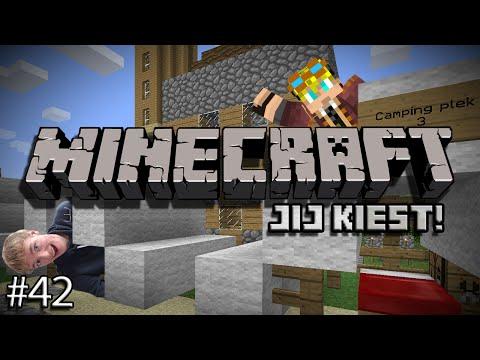Minecraft: Jij Kiest! #42 - DE JSS CAMPING! from YouTube · Duration:  18 minutes 13 seconds