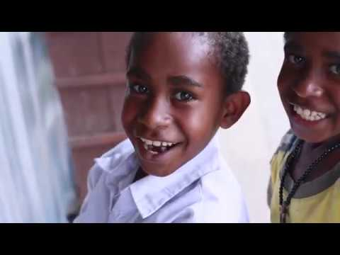 A Tiny School with a Huge Vision - PAPUA, INDONESIA