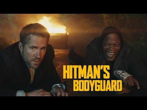 The Hitman's Bodyguard- TRAILER 2 2017
