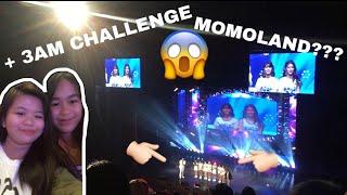 K-POP LIVE IN SOLAIRE MANILA(MOMOLAND,Lyn,Isu,LenaPark &ETC)+3AM CHALLENGE