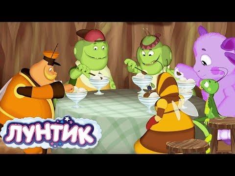 Лунтик | День эскимо 🍦 Сборник мультфильмов для детей