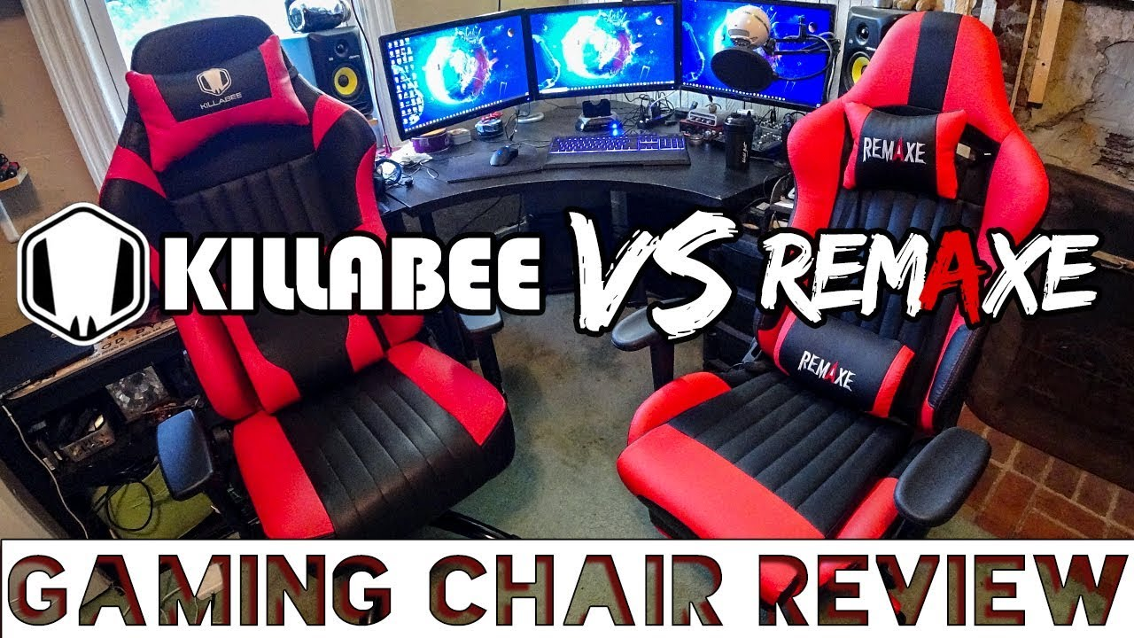 Killabee VS Remaxe | Gaming Chair Review