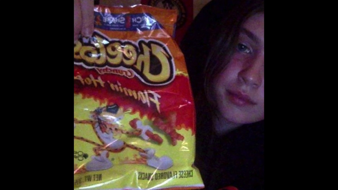clairo-flamin-hot-cheetos-clairo
