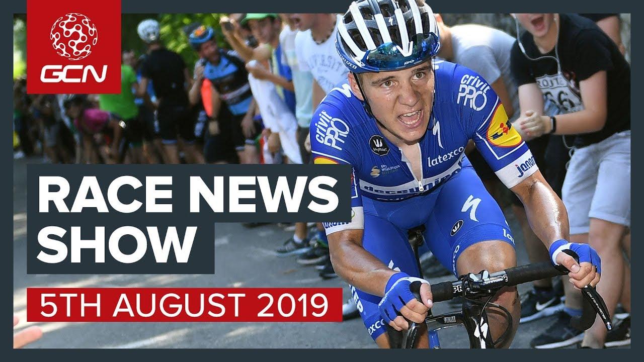 The Next Eddy Merckx? | The Cycling Race News Show