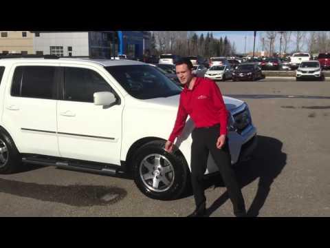 2010 Honda Pilot Touring 4WD - 10 Minutes South of Calgary