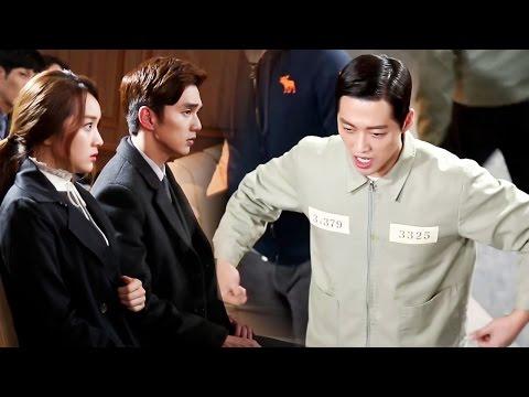 《Making Film》Nam Goong Min, arrested scene!|남궁민 '으르렁' 검거 현장! @Remember