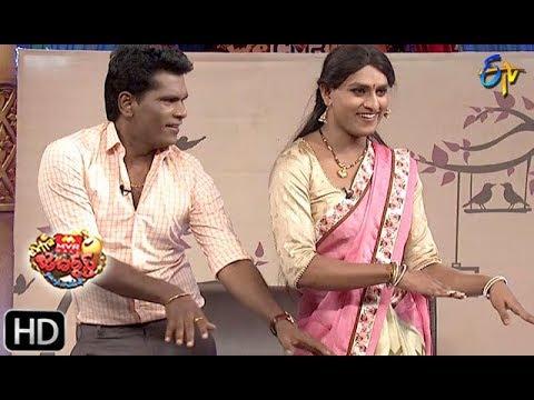 Chammak Chandra Performance | Extra Jabardasth | 1st March 2019   | ETV Telugu