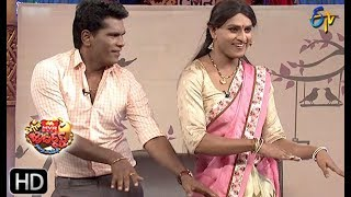 Chammak Chandra Performance | Extra Jabardasth | 1st March 2019   | ETV Telugu