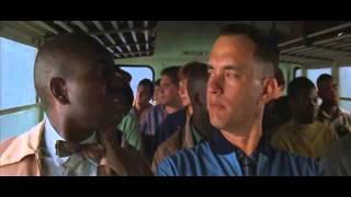 Forrest Gump: Forrest conoce a Buba (Mejores Escenas)