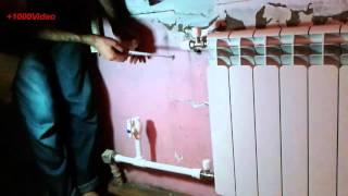 видео Отопление из пропиленовых труб. Инструкция для того, кто привык все делать своими руками