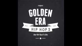 Golden Era Mixes Volume 3 - Hip Hop pt 2