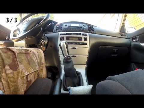 Toyota Underseat Subwoofer Test (Stock Radio)