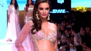 Sooraj Pancholi | Arjun Rampal | Amy Jackson at Lakme Fashion Week 2015