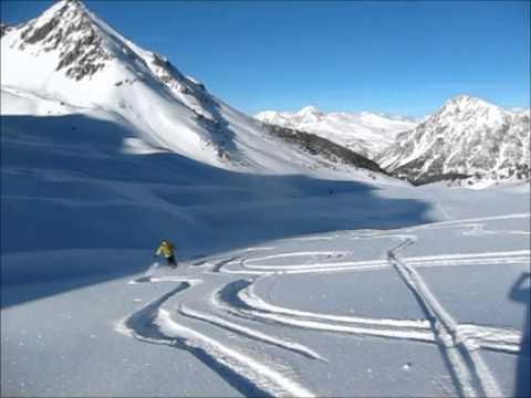 Ski Touring Briançon