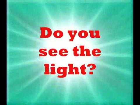 do you see the light( FIRST Skynet Sync Lyrics®)