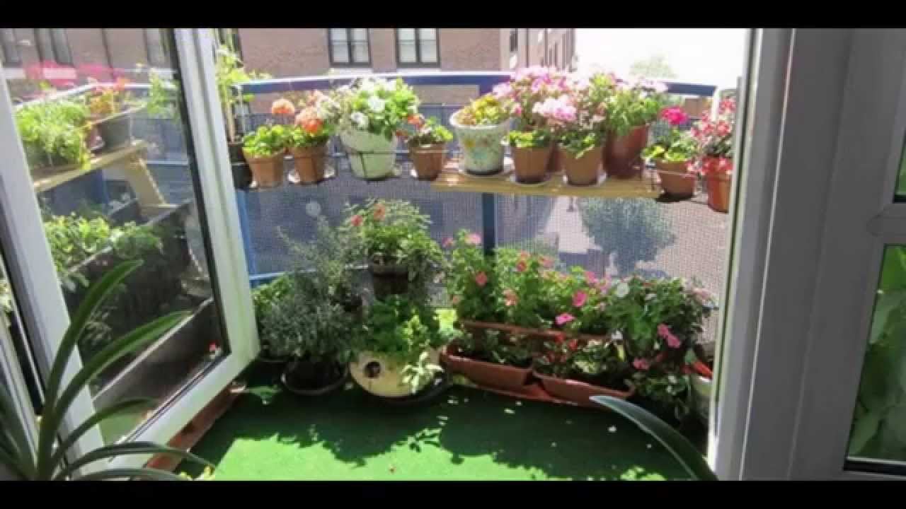 indoor vegetable garden ideas [Garden Ideas] indoor vegetable garden apartment - YouTube