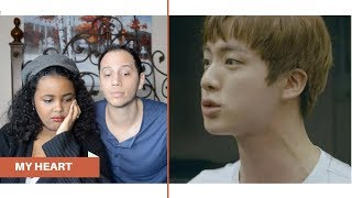 TAEHYUNG CRIED AFTER AN ARGUMENT WITH JIN | BTS BURN THE STAGE EP 4 REACTION (BTS REACTION)