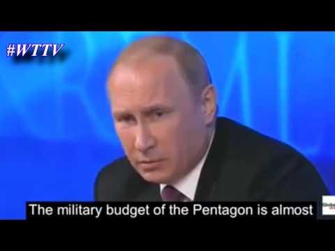 The BBC's John Simpson, asks Vladimir Putin