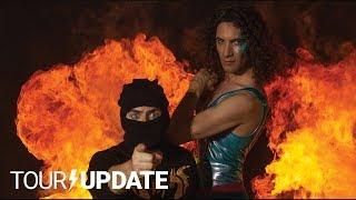 Comedy Duo Ninja Sex Party Kicks Off Their Tour De Force