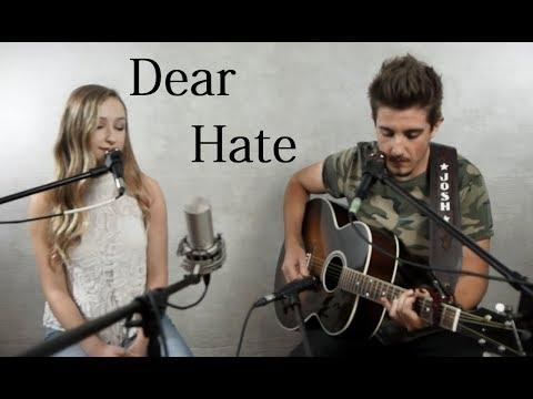 Dear Hate - Maren Morris & Vince Gill - Megan Nowlan & Josh Ruzycki cover