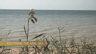 Assignment Asia: Kazakhstan Aral Sea restoration