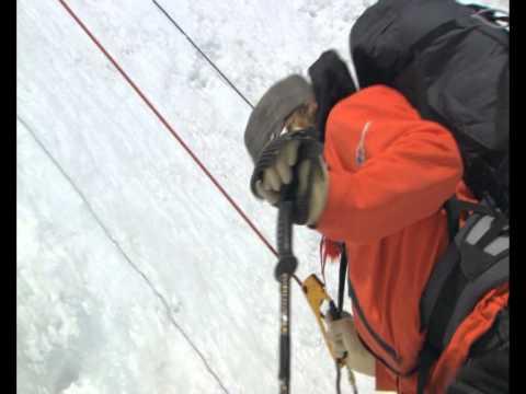 Clip 10 - Leo Houlding on Everest