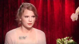 Taylor Swift and Ellen Funny Interview! 9/13/11