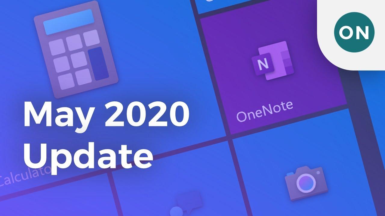 2020 may windows 10 Download Windows
